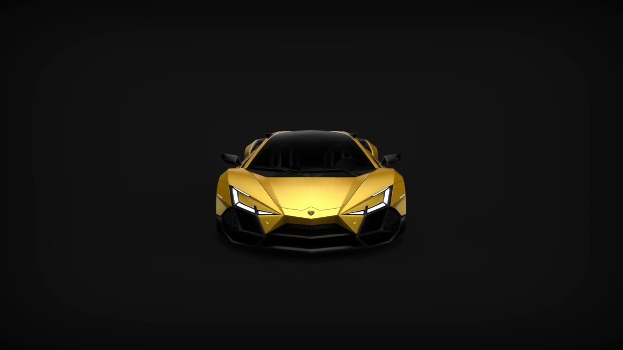 Million Dollar Cars >> Lamborghini Forsennato - YouTube