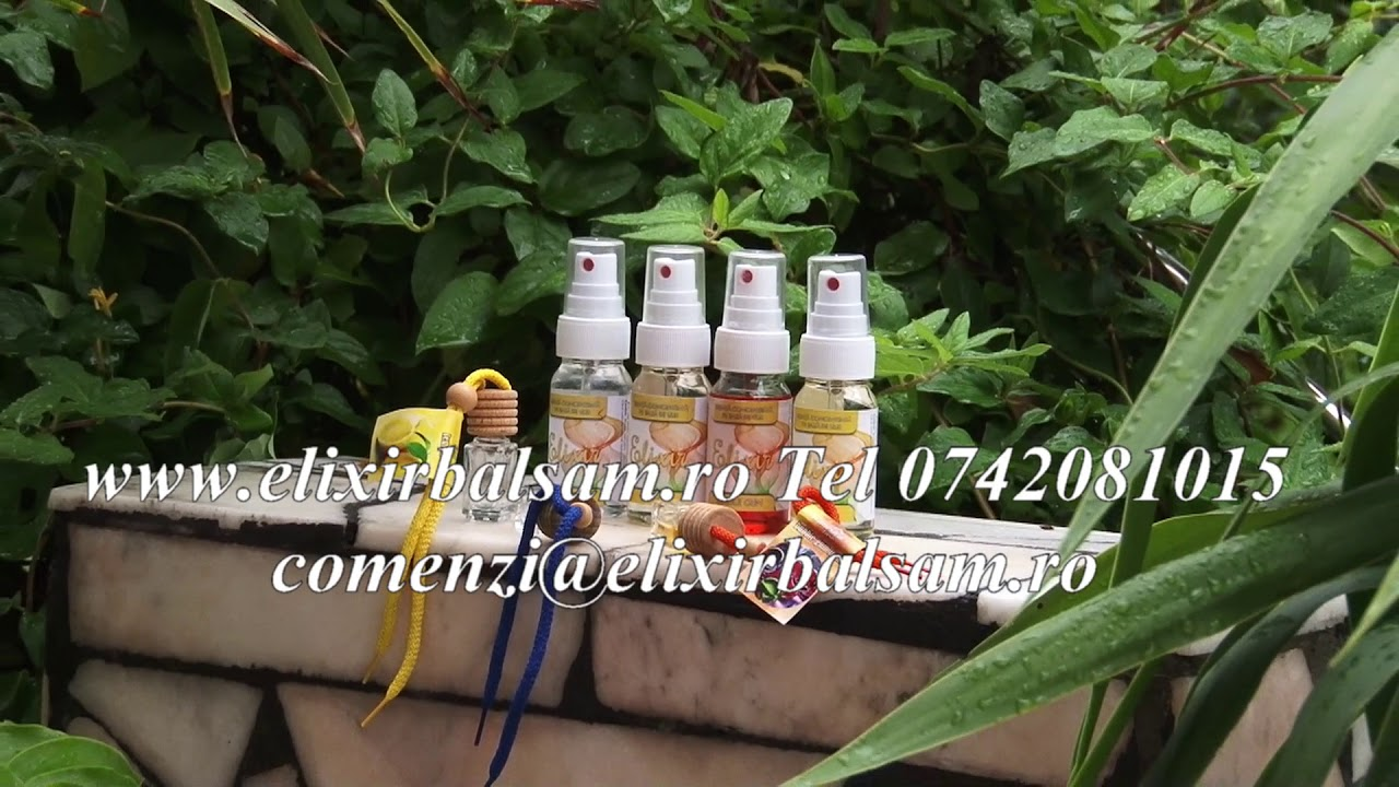 Elixir Prezentarea Parfumului De Rufe Elixir Youtube