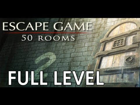 Escape Game 50 Rooms 2 Walkthrough - Full Level - Level 1 To 50 (BusColdApp)