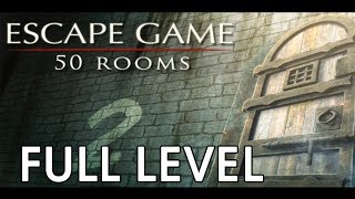 escape Game 50 Rooms 2 Walkthrough