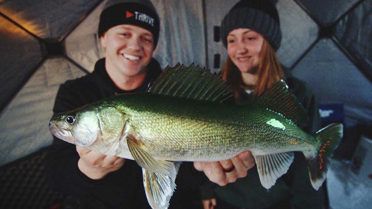 Lake Winnipeg Greenback Walleye with Jay Siemens!