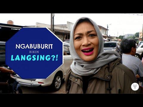 Ngabuburit Puasa Ramadhan Bikin Langsing ala Dewi Hughes : Episode 29