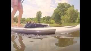 Soft Top Stand Up Paddle Board
