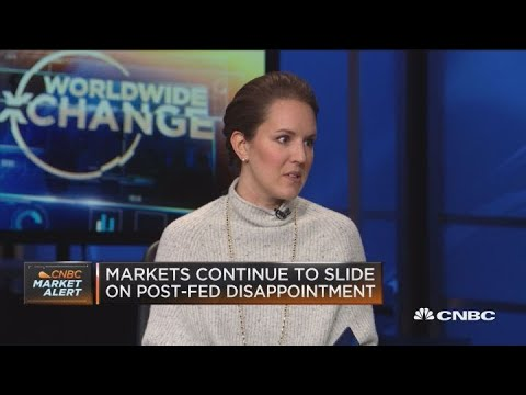 Whitney Baker discusses emerging markets