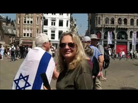 "Operation ""Truth for Israel"" -Part 4. Dam Square Amsterdam"