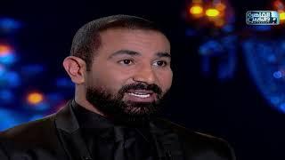 شاهد الرد الأول للنجم أحمد سعد على سمية الخشاب وماهي الأسباب الحقيقية للانفصال
