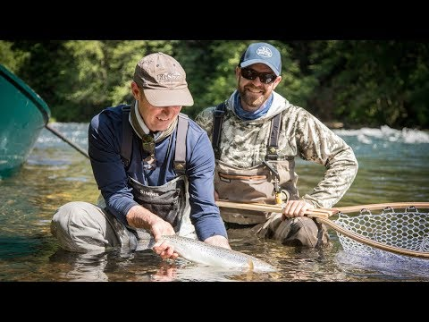 Salmonfly Fishing On The Upper Rogue