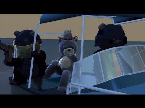 Naughty Bear - Episode 5: The Oil Baron's Ball