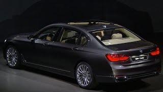 BMW 7er Premiere (2015) - 7 Series G11 World Premier