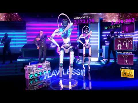 Dance Central 3 - OMG (Hard) - Usher ft. wil.i.am - *FLAWLESS*