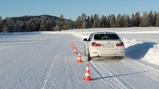 Tested: Continental ExtremeContact DWS 06 in Winter | Tire Rack