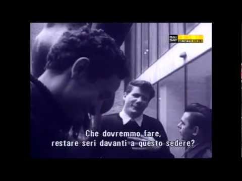 "SHADOWS (1959)_""Metropolitan Museum of N.Y."" scene (sub. Ita) [FAIR USE]"