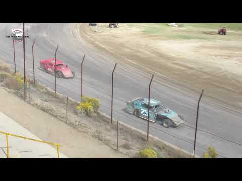 Desert Thunder Raceway IMCA Sport Mod Main Event 9/30/18