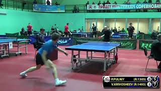 MONENT МОМЕНТ KRIVOSHEEV - PULNIY 3 #Moscow #Championships