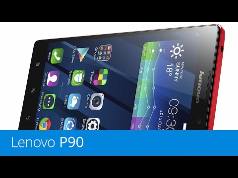 Lenovo P90 (recenze)