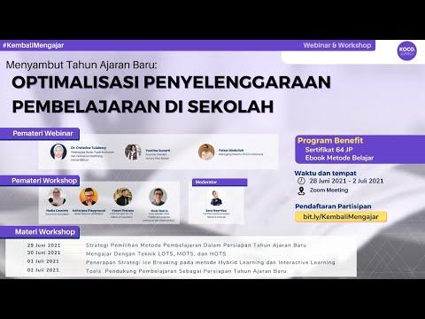 Talkshow bersama Koco School Indonesia