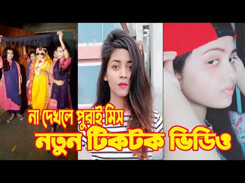অস্থির ফানি ভিডিও | Bangla New Funny Tiktok Musical Video #likeshare