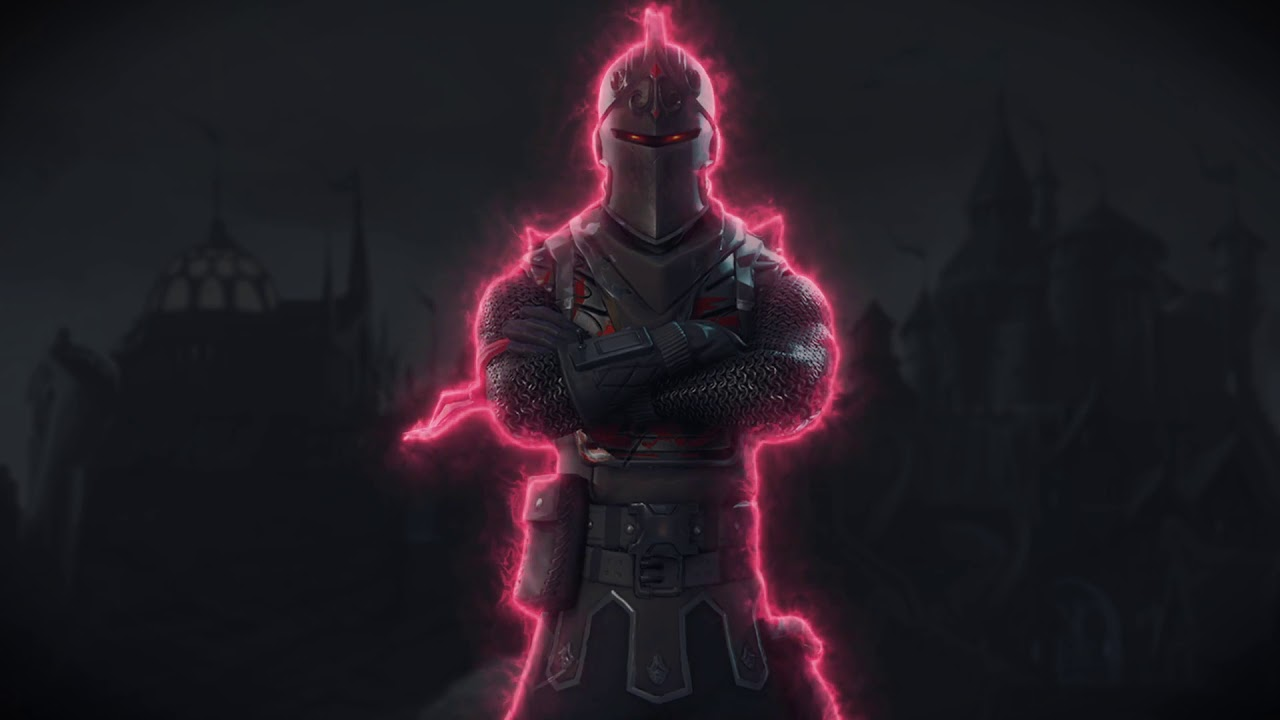 Fortnite black knight game live wallpaper youtube - Video game live wallpapers ...