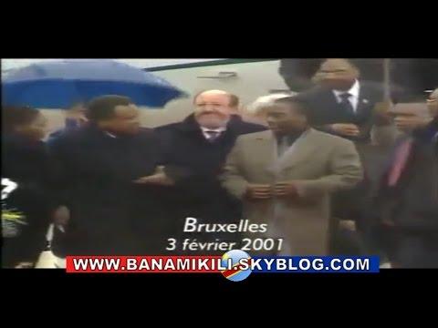 Documentaire: Voici comment la Belgique et Louis Michel ont imposé Joseph Kabila aux Congolais