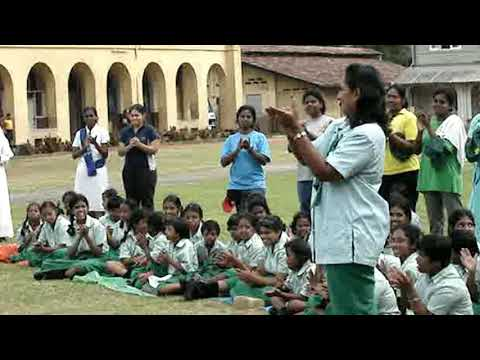 Clapping Yells & Cheers - Differently-abled Girl Guides