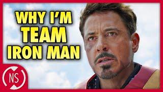 Why I'm Team IRON MAN! (SPOILERS) || NerdSync Podcast #91
