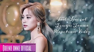"""TWICE """"FEEL SPECIAL"""" TZUYU TEASER [BIAS EDITION] REACTION VIDEO"""