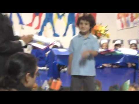 Fadi graduation - 2010 - Lyceum Kennedy International - 2010