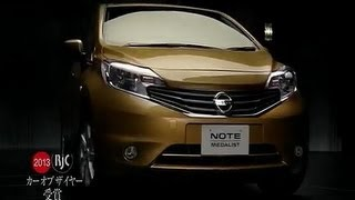 NISSAN NEW NOTE MEDALIST.