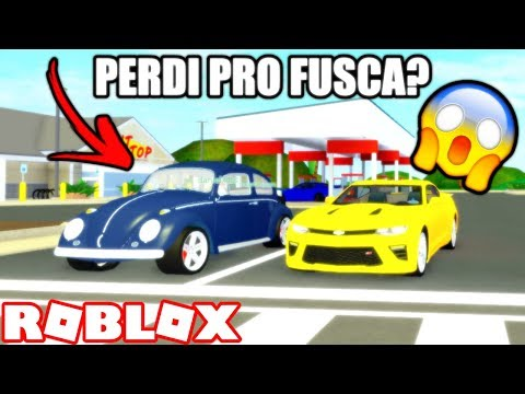 PERDI O RACHA PRO FUSQUINHA? - Ultimate Driving: Westover Is