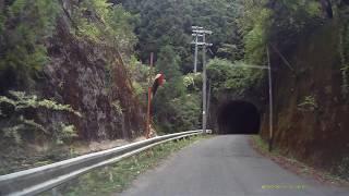 2017年9月11日 奈良県桜井市~吉野郡吉野町 鹿路トンネル thumbnail
