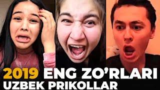 2019 YILNING ENG ZO'R UZBEKCHA PRIKOLLARI