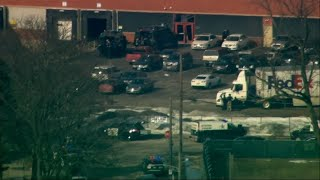 Active shooter reported at Illinois industrial park