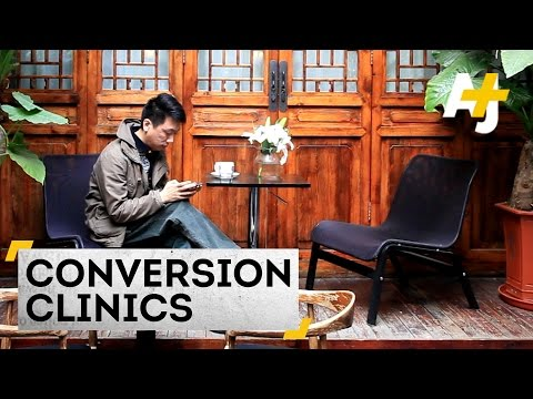 A Man Fights Gay Conversion Clinics In China