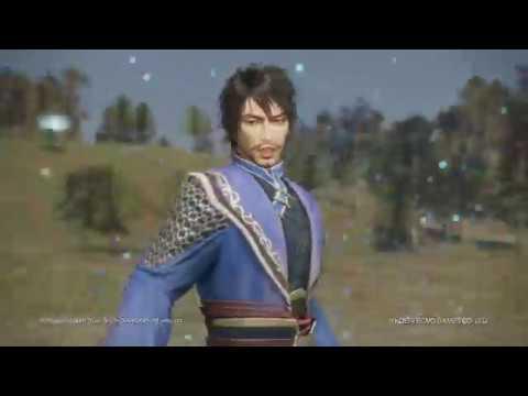 Dynasty Warriors 9 Character Highlight Video: Xun You
