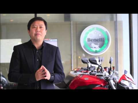 คุณธนชาติ ธนาดำรงค์ศักดิื  บริษัทเบเนลี่ คีเวย์ (ประเทศไทย) จำกัด Motor Expo 2015