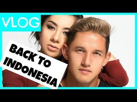 BACK TO INDONESIA | #teamBachdim VLOG