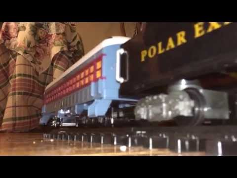 Lionel G-Gauge Polar Express Christmas Train