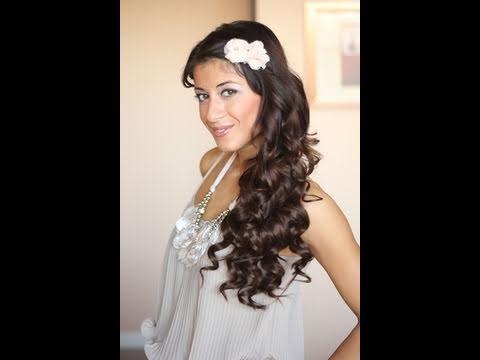 Elegant Party Hair