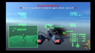 Ace Combat 5 - Mission 8[Hard]