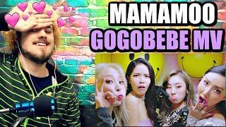 [MV] MAMAMOO(마마무) _ gogobebe(고고베베) | I STAN THESE QUEENS! | REACTION!!