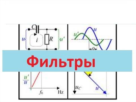 Частотные фильтры