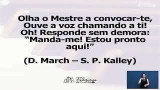30/08/2020 - Culto 11hrs - Rev Davi Nogueira Guedes