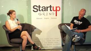Ali Pincus (One Kings Lane) at Startup Grind San Francisco