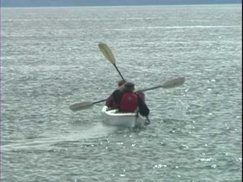 How To Paddle A Tandem Sea Kayak
