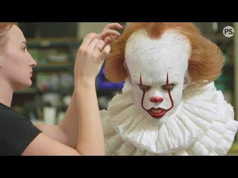 Go  Inside the Making of It's Pennywise Clown
