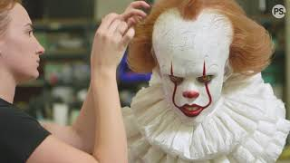 Go  Inside the Making of It's Pennywise Clown Video