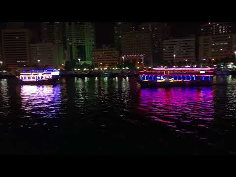 THINGS TO DO || FUN IN DUBAI & DHOW CRUISE DINNER BY THE CREEK