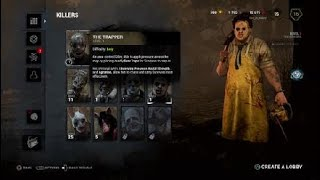 Dead by Daylight Mike Myers 3 man + Miserable Leatherface