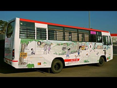 Door Step School - Schindler India Launches School On Wheels
