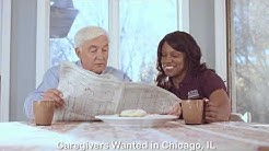 CAREGivers Wanted in Chicago, IL | Home Instead Senior Care